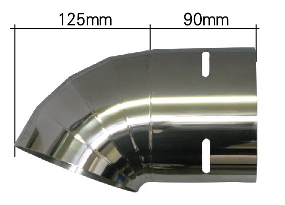 115Φテール用(全長215mm)
